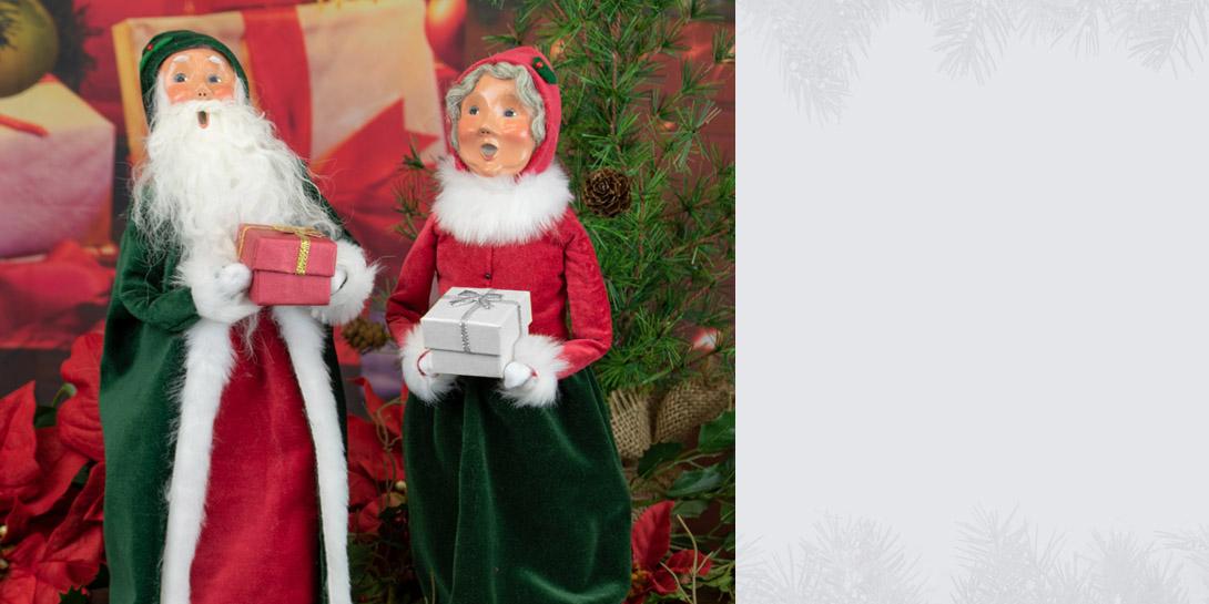 Gifting Santas
