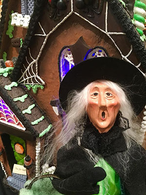 Design Your Own Witch Caroler