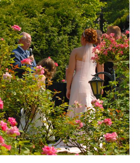 Weddings at Byers' Choice Ltd