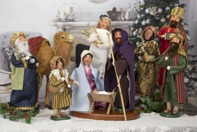 Byers' Choice Nativity Collection
