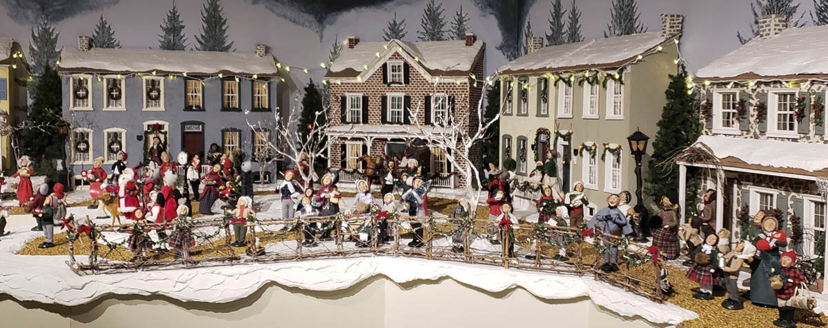 Byers' Choice Christmas Museum
