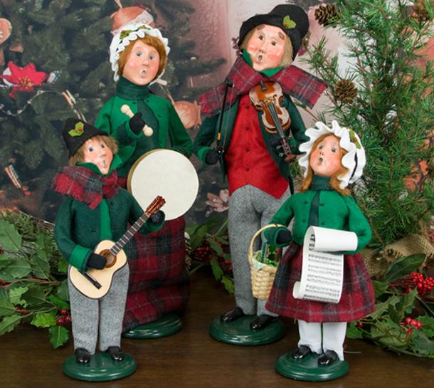 Caroling Families