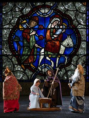 Nativity Glencairn Museum